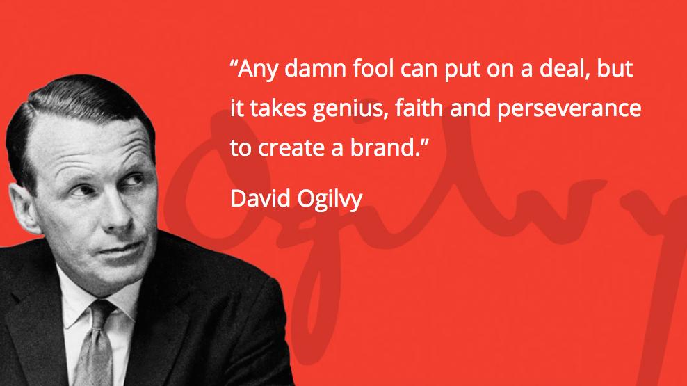 Ogilvy on Branding