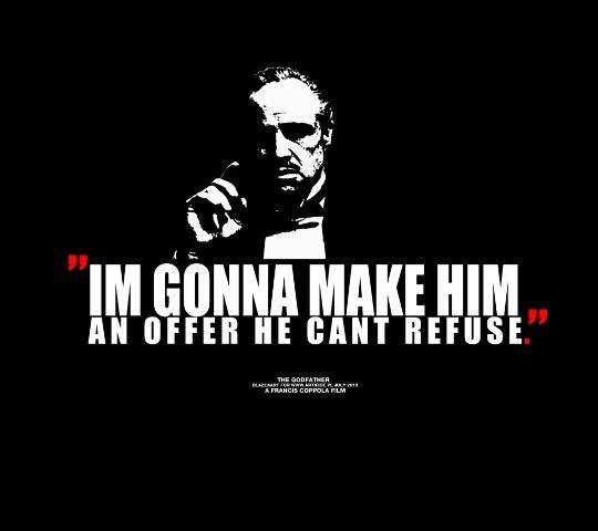 Vito Corleone on recruitment